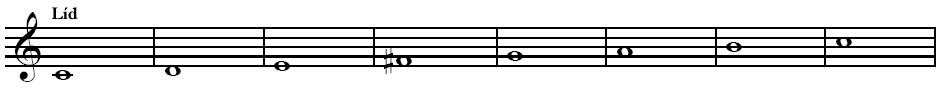 Líd hangsor